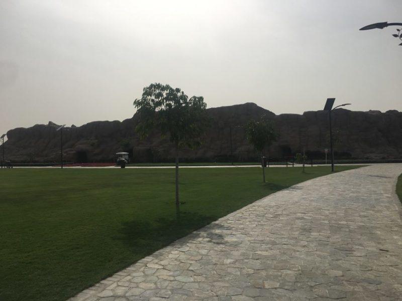 الحديقة القرآنية