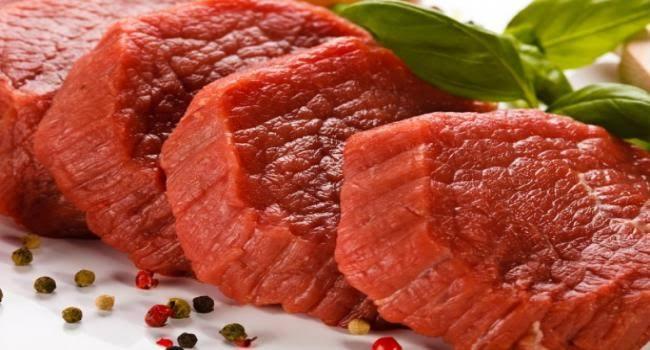 اللحم البقري
