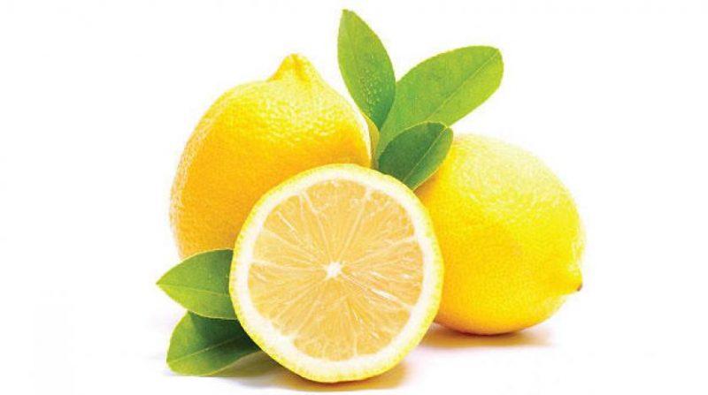 خمس فواكه لبشرة متألقة الليمون
