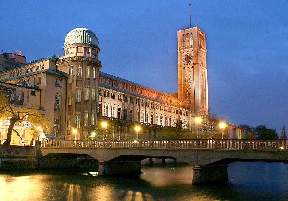 أفضل الأماكن السياحية في ميونخ : المتحف الألماني