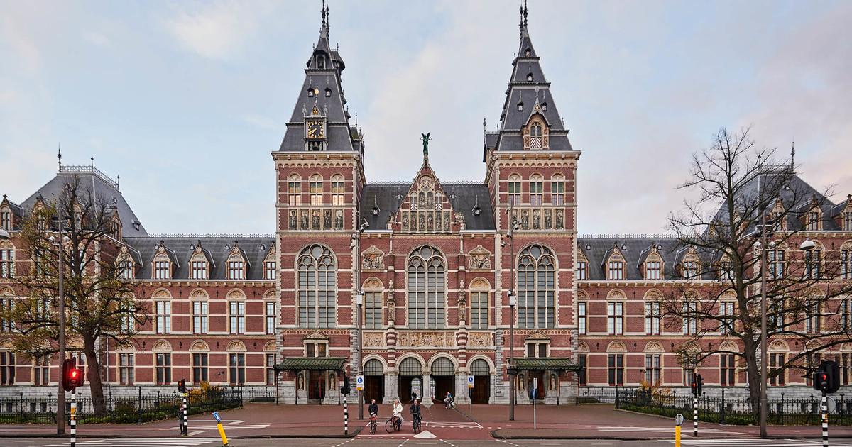 المتحف الوطني ريجكس من أفضل المناطق السياحية في أمستردام هولندا