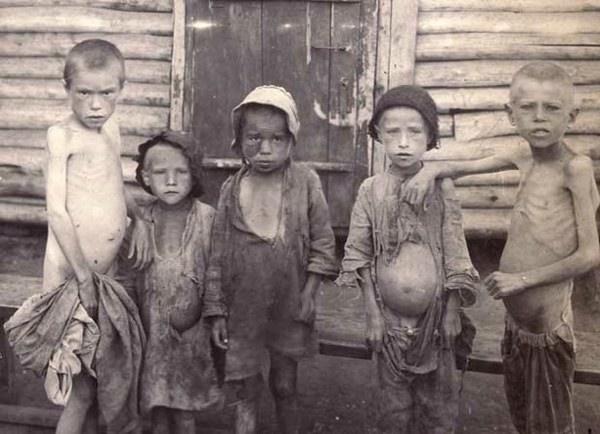 المجاعة الروسية عام ١٩٢١