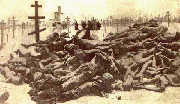 أسوأ المجاعات فى تاريخ البشرية المجاعة السوفياتية عام ١٩٣٢-١٩٣٣