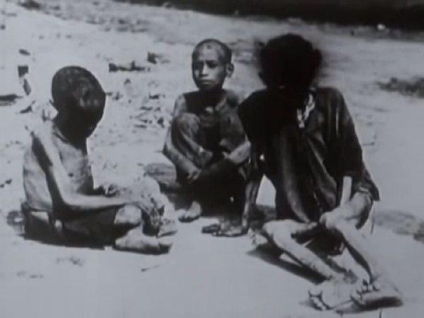 المجاعة الفيتنامية عام 1945