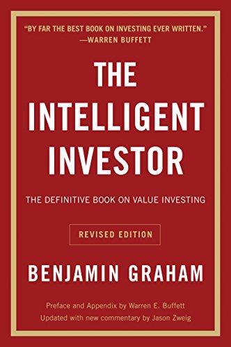 من كتب الثقافة المالية : المستثمر الذكي لبنيامين جراهام