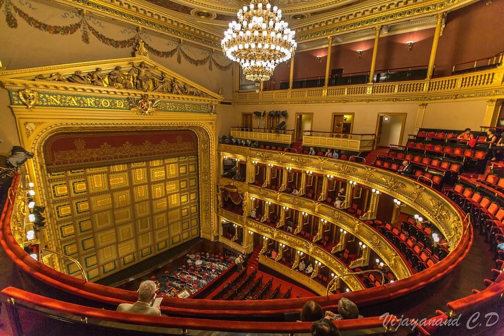 المسرح الوطني براغ