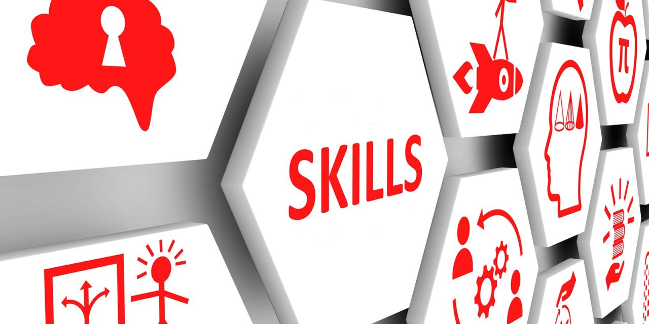 المهارات الأكثر أهمية و المهارات الأساسية للنجاح