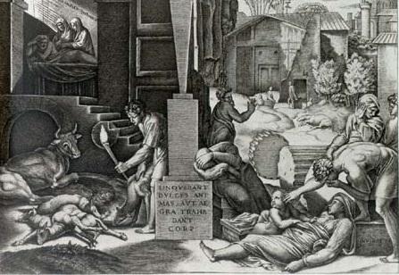 الموت الاسود من أخطر الأوبئة