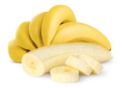 خضروات و فواكه و حبوب مفيدة للصحة الموز