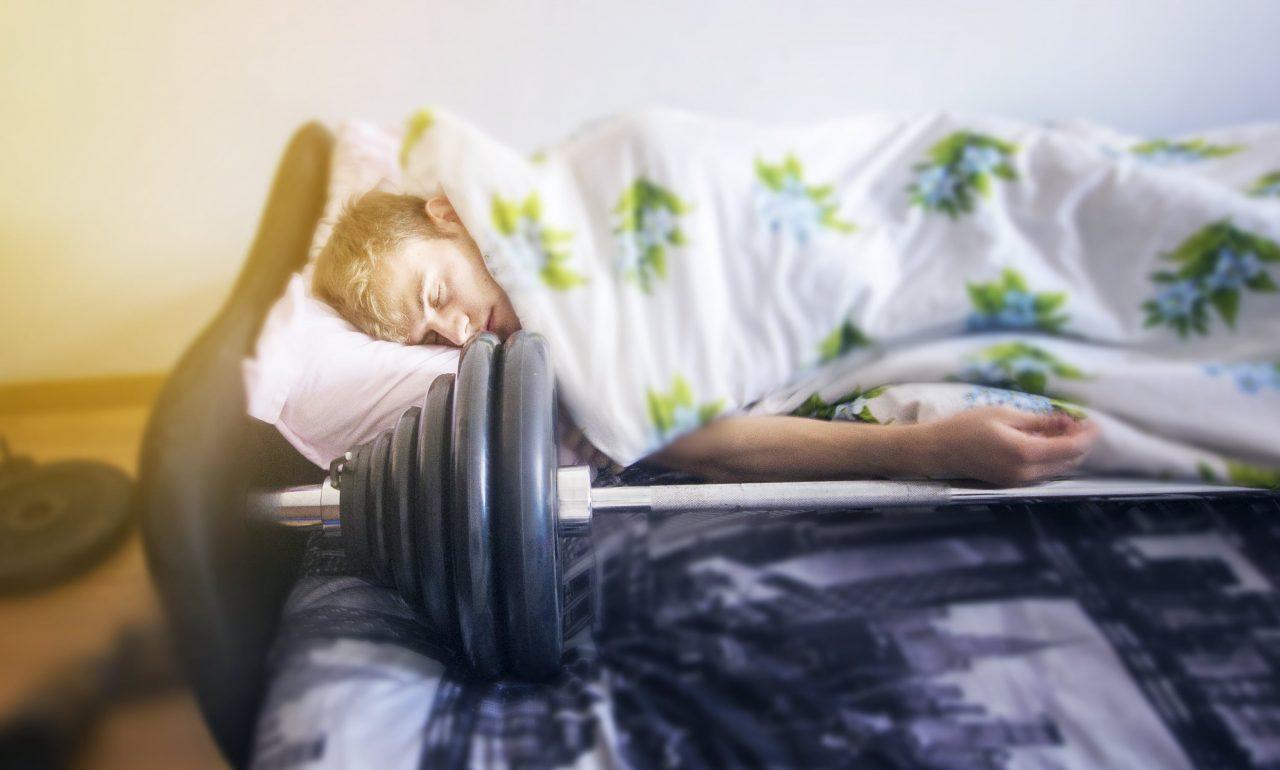 النوم يحسن من النشاط الرياضي
