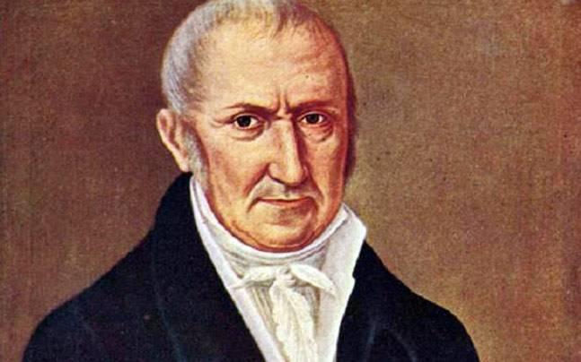 أليساندرو فولتا مخترع البطارية الكهربائية