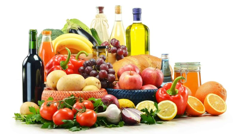 اهمية تناول الطعام الصحي