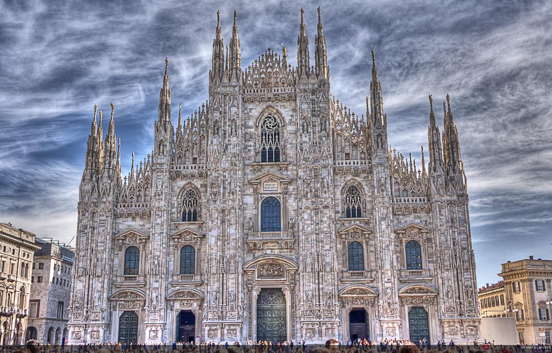 ايل دومو (كاتدرائية ميلانو)