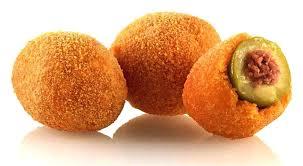 أشهر الأطعمة الإيطالية أوليف أسكولانا