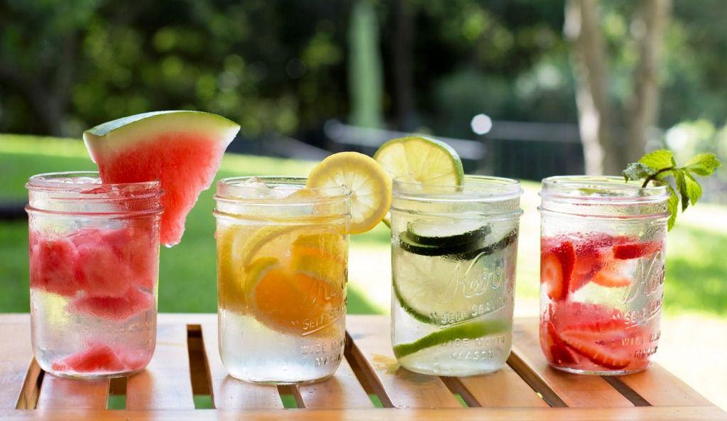 أفضل أنواع مشروبات الديتوكس