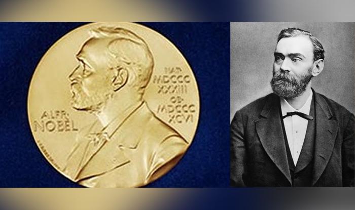 ألفريد نوبل صاحب جائزة نوبل