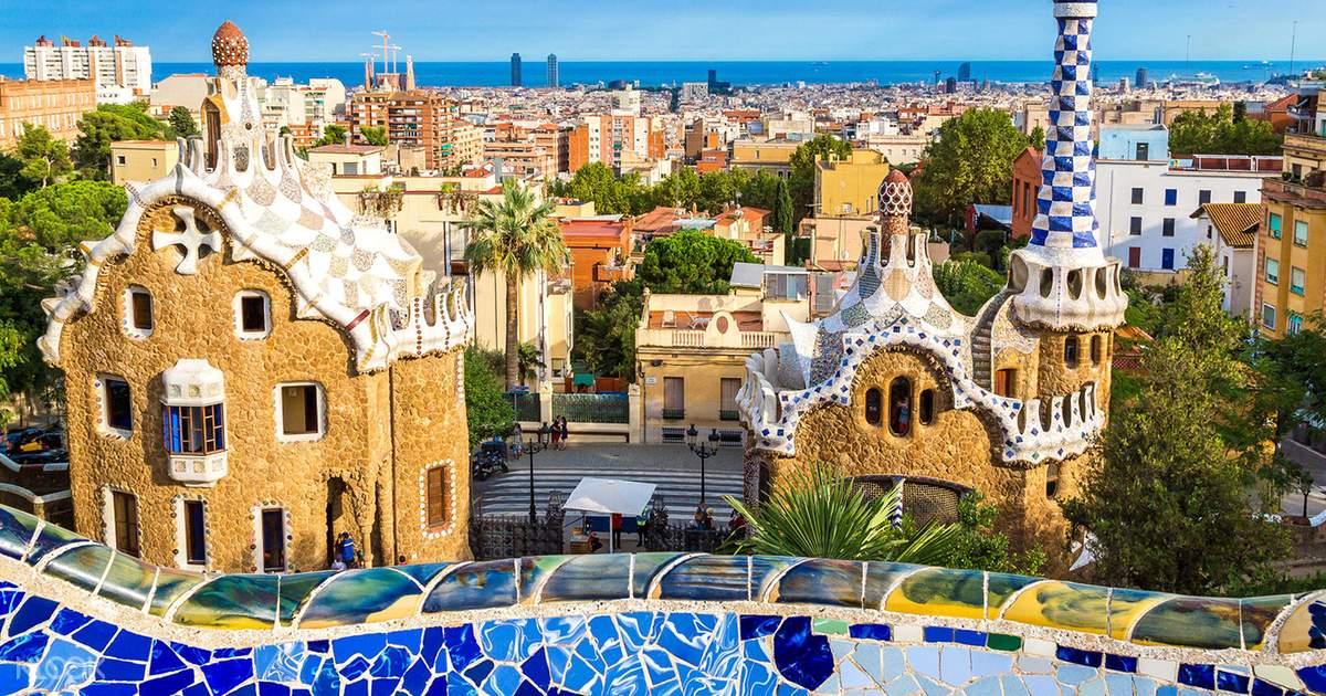 الأماكن السياحية في برشلونة: بارك غويل