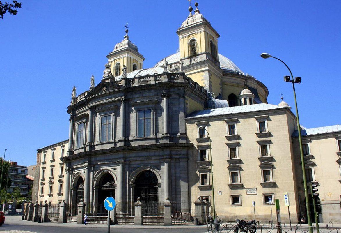 أبرز المعالم السياحية في مدريد : بازيليك القديس فرنسيس الكبير