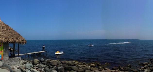 أكبر ١٠ بحيرات في العالم بحر قزوين caspian