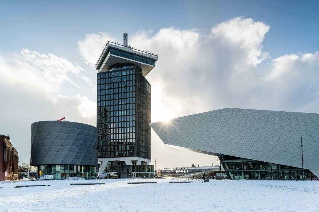 السياحية في أمستردام