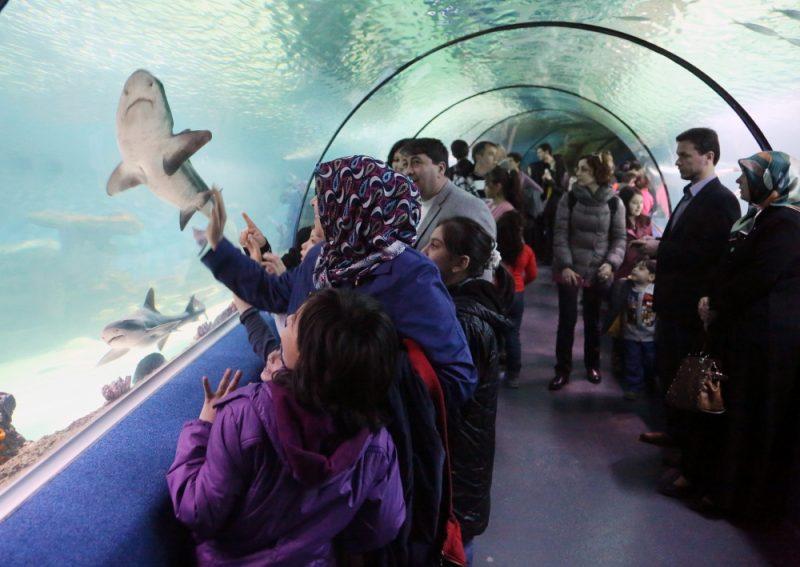 السياحية في أسكي شهير