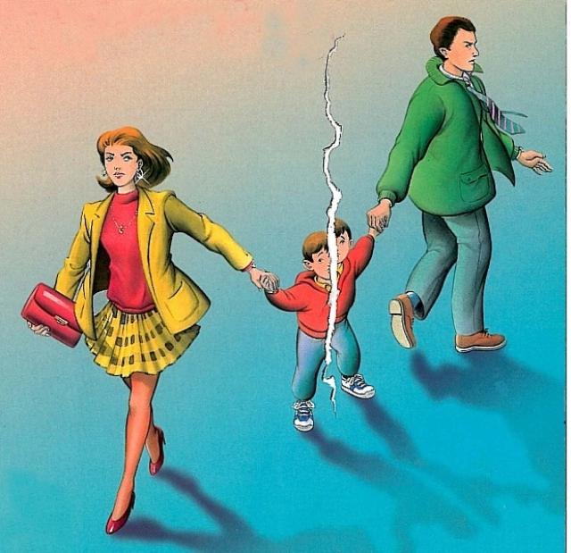 تأثير الطلاق على الأطفال نصائح لمساعدة أطفالك على التأقلم مقالات منصة القارئ العربى
