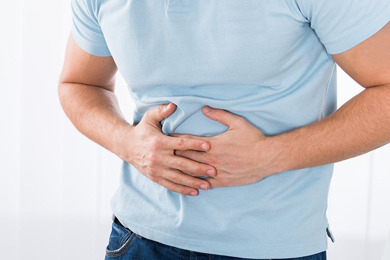 تحسين عمل الجهاز الهضمي