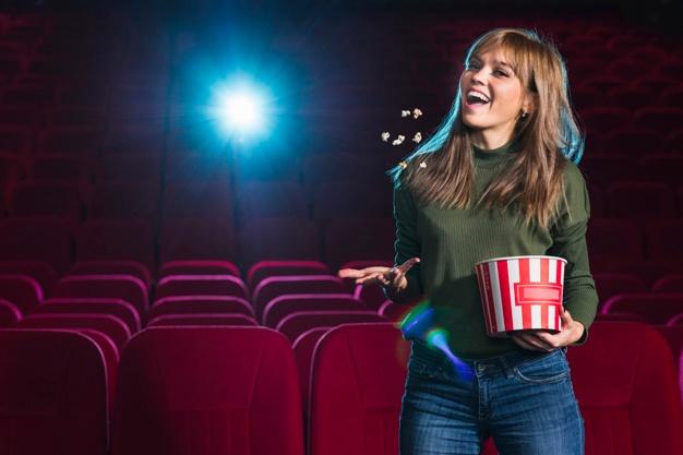 فوائد السينما : تحفيز جسمك و عقلك