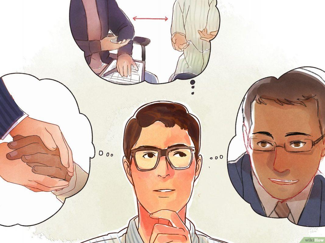 تحكم في إستخدامك للأيدي أثناء الحديث مع الآخرين