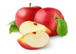 خضروات و فواكه و حبوب مفيدة للصحة التفاح