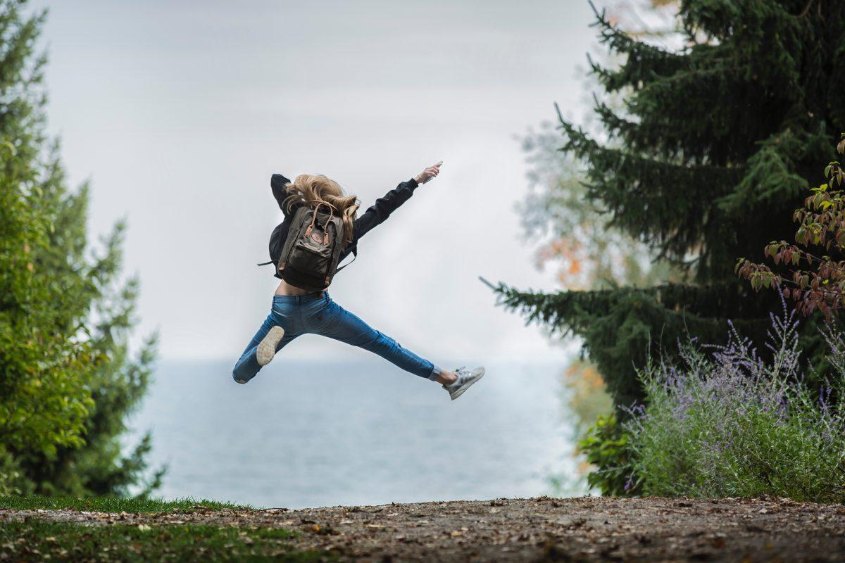تقضية العطلة بطريقة مختلفة لكي تعيش حياة سعيدة و صحية