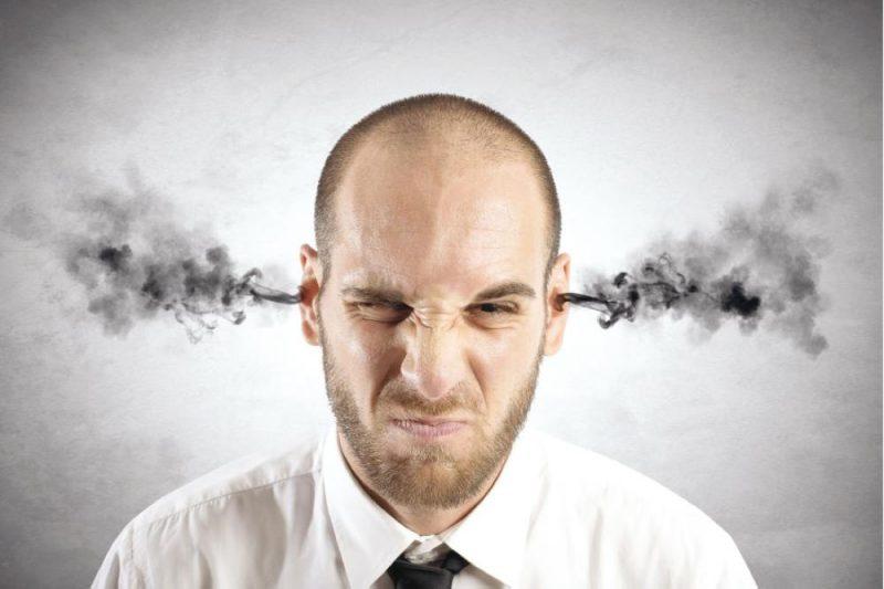 تقنيات إدارة الغضب