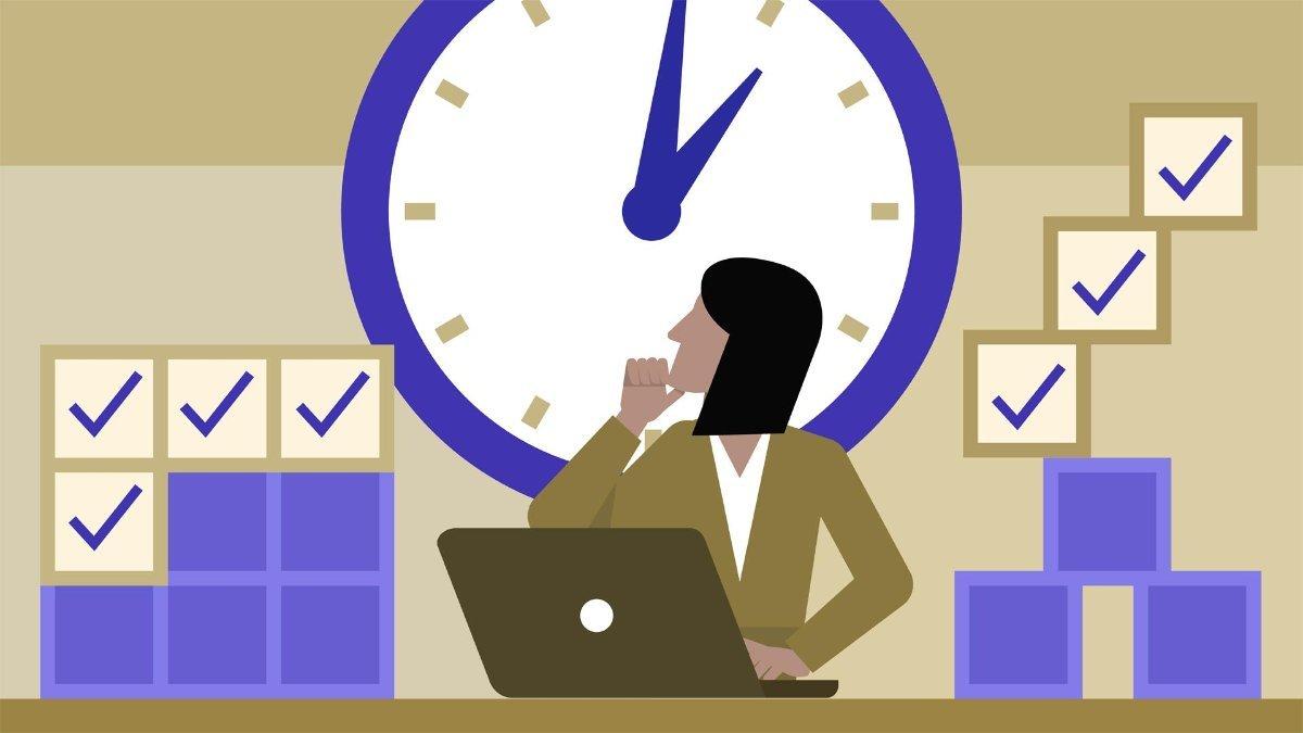 اهمية تنظيم الوقت