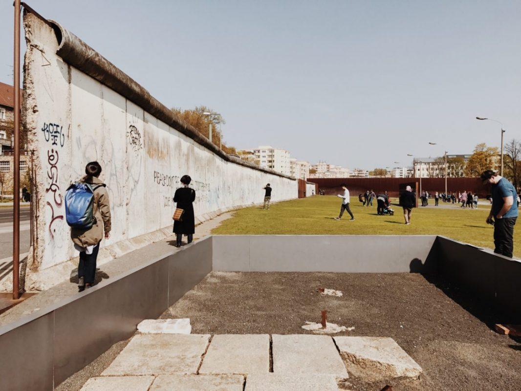 جدار برلين التذكاري