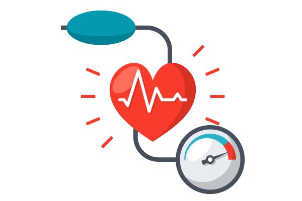 فوائد جوز البقان : يقلل ضغط الدم المرتفع