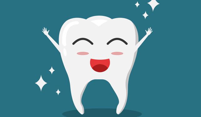 فوائد حبوب الكينوا : تساعد علي تقوية الأسنان