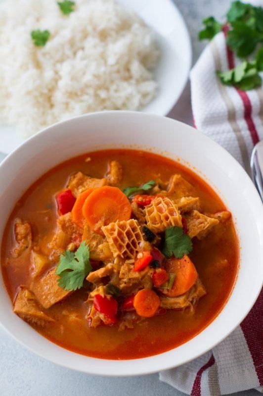 حساء الدومينشيان سانوتشو من أشهر أنواع الحساء اللاتيني