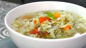 حساء الكرنب اليوناني