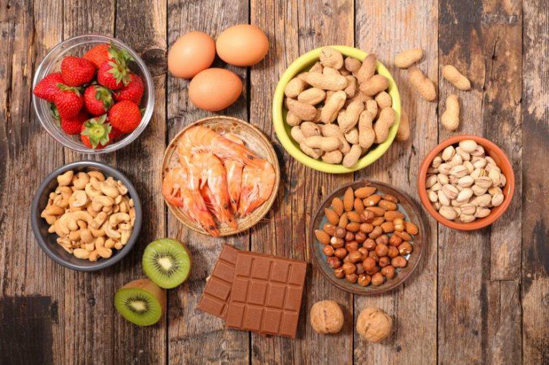حساسية الغذاء