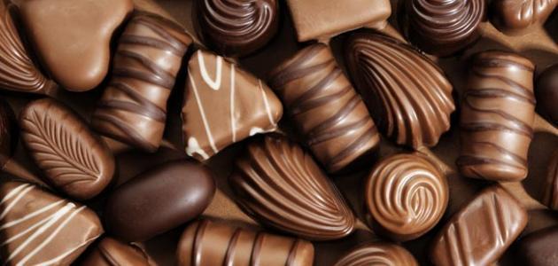 حول تاريخ الشوكولاتة