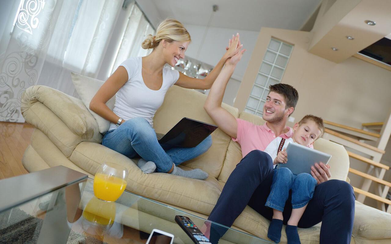دور الأباء في الأسرة و المجتمع