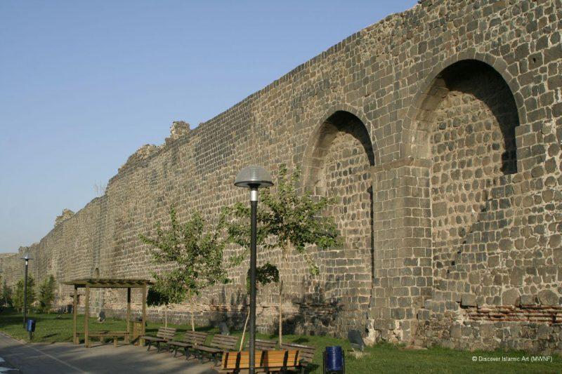 السياحة في ديار بكر : حدائق هيفسيل