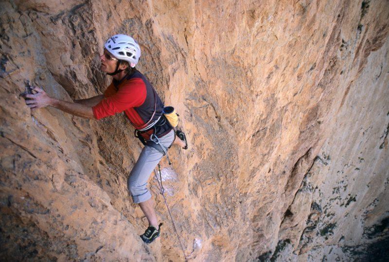 رياضة تسلق الصخور