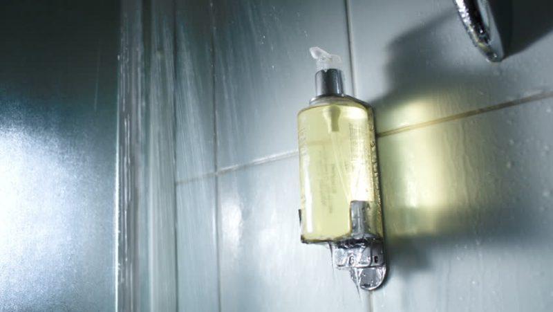 صناعة سائل الاستحمام