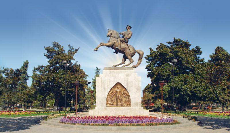 أفضل مناطق السياحة في سامسون : الشرف التذكارية