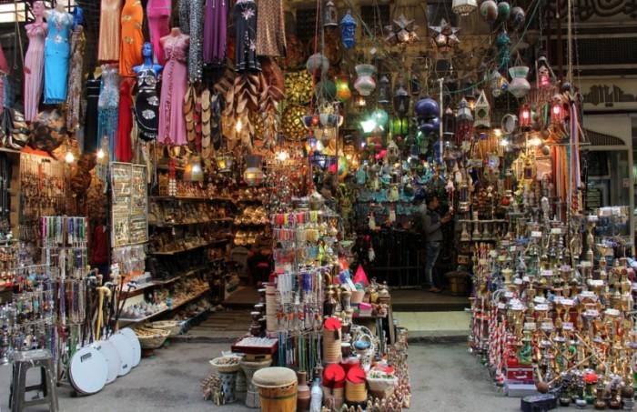 سوق زنقة الستات بالاسكندرية