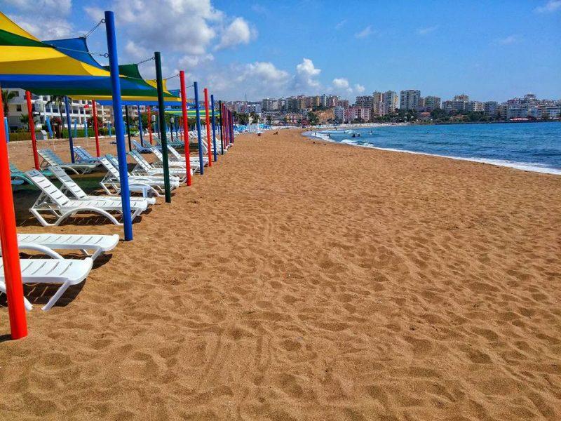 شاطئ ميرتل صوسانوعلو