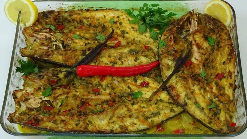طريقة عمل السمك السنجاري