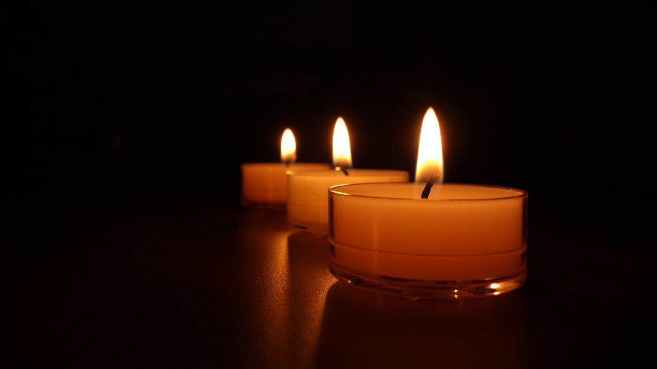 الشموع