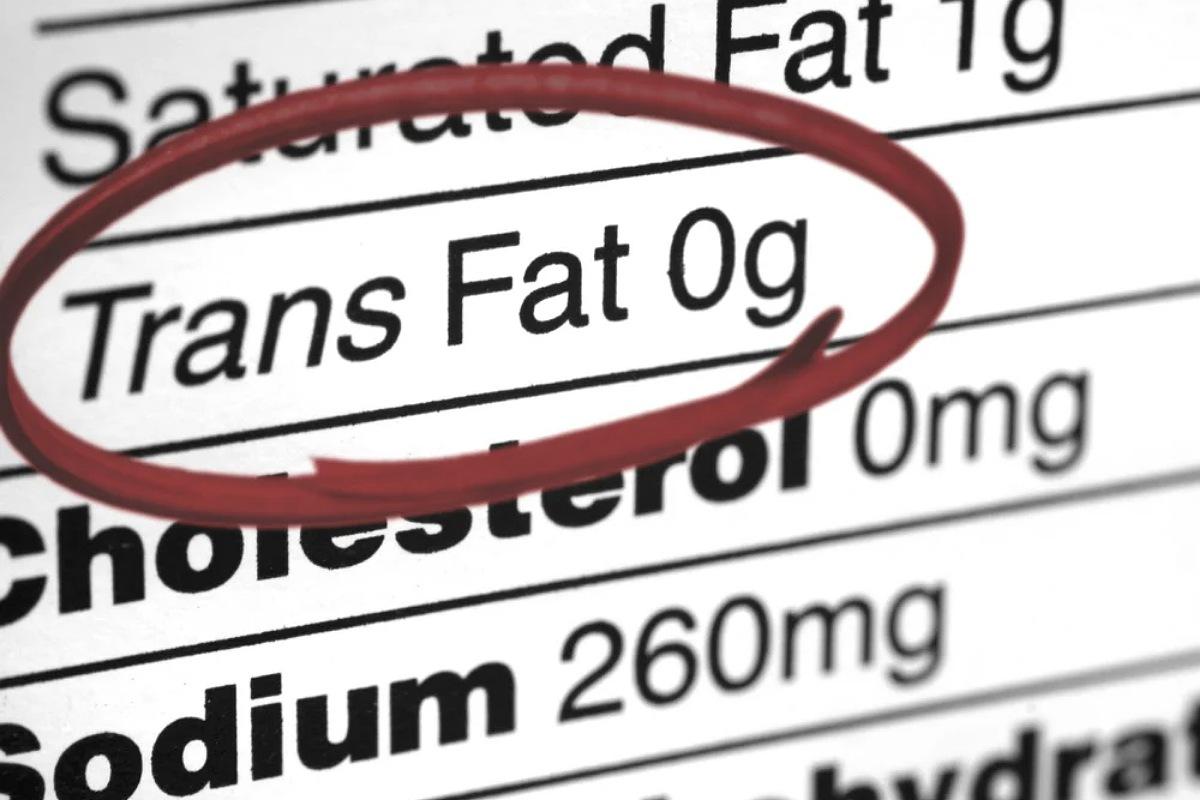 تجنب الدهون المشبعة